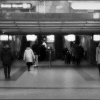Питерское метро :: Алексей Бажан