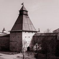 Власьевская башня (Псковский кремль) :: Анна Семенова