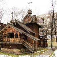 Приписной храм  Илии Пророка... :: Николай Дони