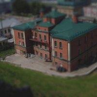 Миниатюрный домик... :: Павел Зюзин