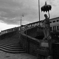 Старый мост. в Северной Италии.. :: Эдвард Фогель