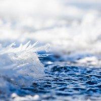 Зимняя река :: Аня Здасюк