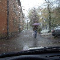 Дождь :: Виктор Голышев