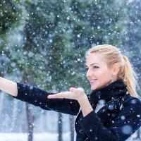 Селфи с зимой :: Юра Викулин