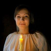 Со свечей :: Victor Brig