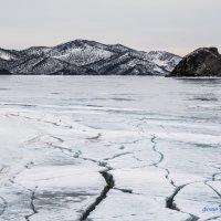 треск льда :: наталья