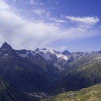 Кавказские горы :: Владимир