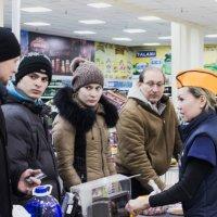 в магазине :: Татьяна Горева
