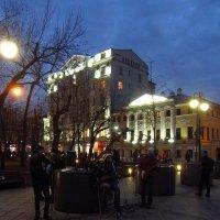 Уличные музыканты - 2 :: Андрей Лукьянов