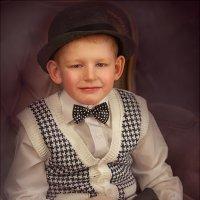 Мальчик в шляпе :: Анастасия Бембак