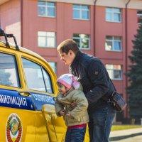 Дяденька, не подвезете ли? :: Tatsiana Latushko
