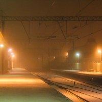 Зимний туман :: Алёнка Шапран