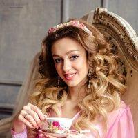 Утро невесты Ольги :: Таня Ланская