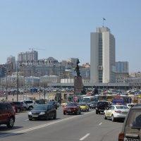 Город автомобилей :: Юрий