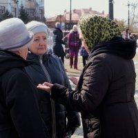 По весенним улицам Хабаровска прошелся я пешком /серия/ :: Николай Сапегин