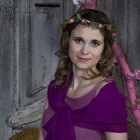 Девушка весна :: Anna Dontsova