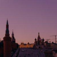 Московские закаты 2 :: Константин Сафронов