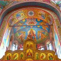 Роспись верхнего храма собора. :: Elena Izotova