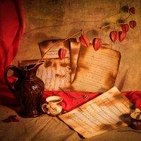 Ноты и чай :: AlisaNikolenko