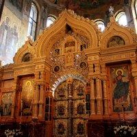 Храм Спаса на Крови в Санкт-Петербурге :: elena manas