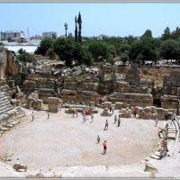 Амфитеатр Эфеса :: Андрей Заломленков