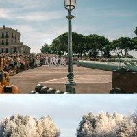 Фотографии с раздробленной и целостной композиционной структурой :: Константин Вергун