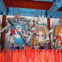 Боги Китая :: Елена Плаксина