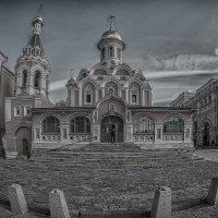 Собор Казанской Иконы Божией Матери на Красной Площади :: Борис Гольдберг