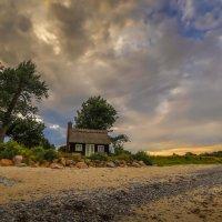 домик на берегу :: Марат Макс
