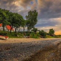 Жизнь на берегу :: Марат Макс