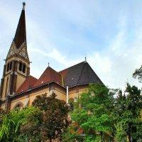 Лютеранская церковь в Будапеште :: Денис Кораблёв