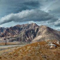 Долина Катуни. Чуйский тракт :: Виктор Четошников