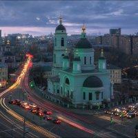Вечерняя столица :: Георгий Ланчевский