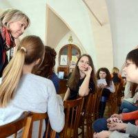 Семинар* Конфликты: в личной жизни, в школе, в мире* :: Алексей Неустроев