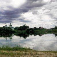 Церковь Сергия Радонежского. :: Софья Богаткина