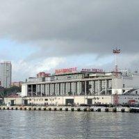 Морской вокзал :: Юрий