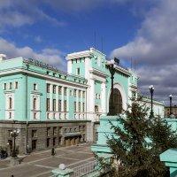 Новосибирск Главный :: Sergey Kuznetcov