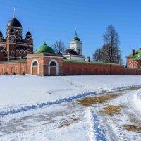 Спасо-Бородинский монастырь :: Илья Шипилов