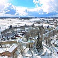 Псково-Печерский монастырь :: Дмитрий Погодин