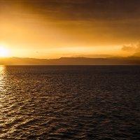 Закат на озере Гарда :: Aivaras Troščenka