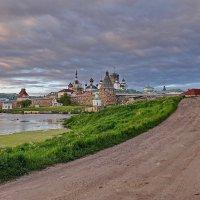 Монастырь :: Василий Богданов