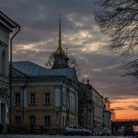 Прогулка по городу :: Николай Буклинский