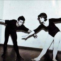 Учитель танцев.     1966 год :: Нина Корешкова