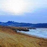 Утро на острове Ольхон :: Анатолий Иргл