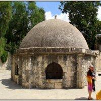 У коптской церкви в старом городе :: Андрей Заломленков