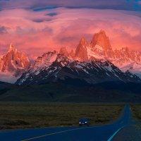 Михаил Шмелев - Рассветная магия Андских гор :: Фотоконкурс Epson