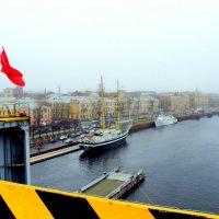 Вид на город с верхней палубы :: Сергей