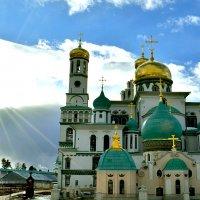 Воскресенский собор Новоиерусалимского монастрыря :: Vorona.L