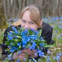Весна :: Юлия Ланина