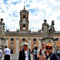 Рим – старый и величественный город. :: Михаил Столяров